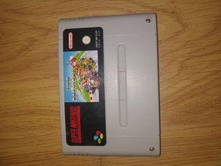 Videojuego Super Mario Kart Súper Nintendo Ness