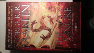 Fuego y Sangre - juego de tronos
