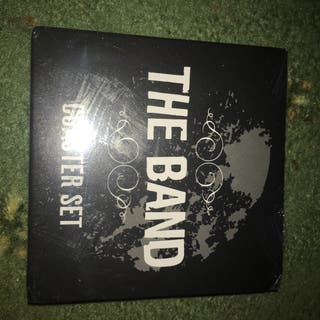 the band coasters BRAND NEW!!