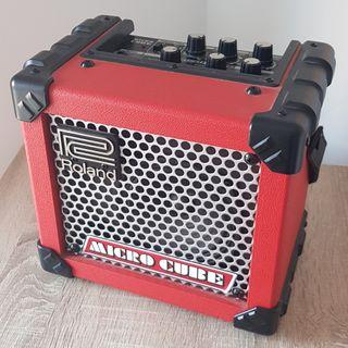 Amplificador de Guitarra - Roland Micro Cube