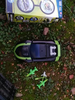 coche de Ben 10