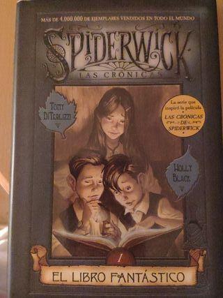 El libro fantástico Las crónicas de Spiderwick