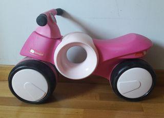 Correpasillos Moto Imaginarium niño niña
