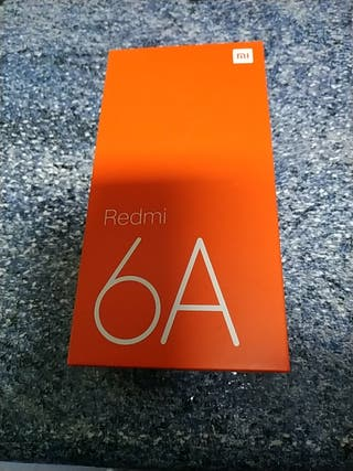 Caja móvil Xiaomi Redmi 6A