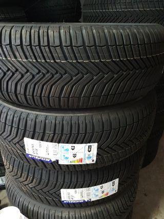 225/65r17 Michelin 2 neumáticos