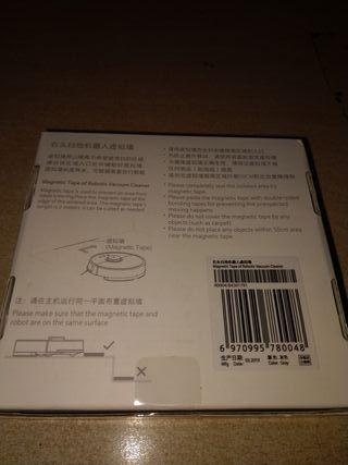 Cinta magnética para robot aspirador Xiaomi
