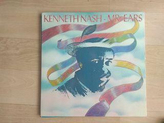 """Kenneth Nash """"Mr Ears"""" (vinilo LP)"""