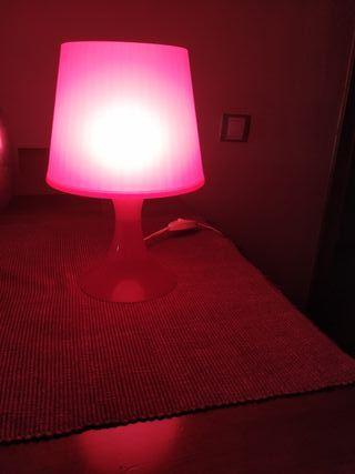 Lámpara mesita noche