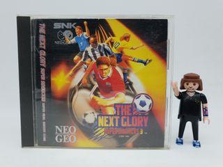 THE NEXT GLORY NEO GEO CD