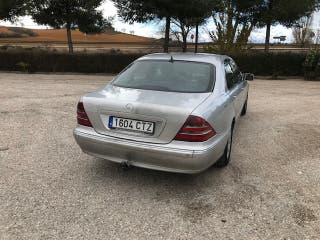 Mercedes-Benz Clase S 320 CDI