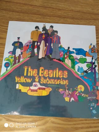 Vinilos Beatles