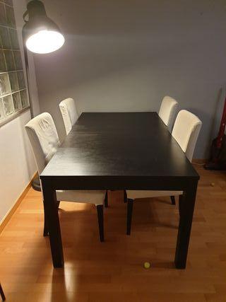 Mesa comedor extensible de segunda mano en Montcada i Reixac ...