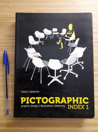 Diseño gráfico, ilustración y lettering. Libro