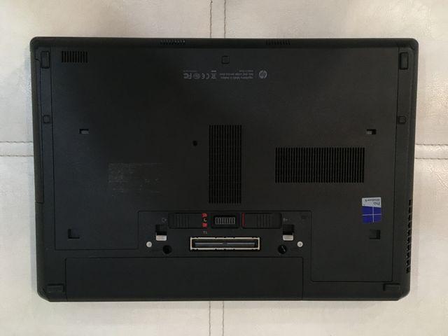 Portátil HP Probook 6470b i3 256GB con garantía