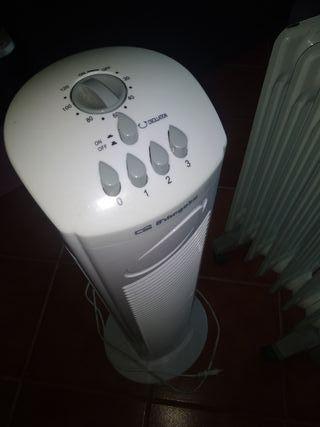 lote radiador y ventilador