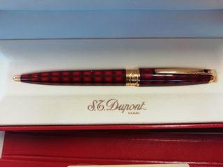 S. T. Dupont boligrafo Oro y Laca china 485500