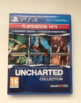 Uncharted para Playstation 4
