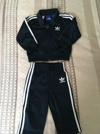 Chándal Adidas bebe