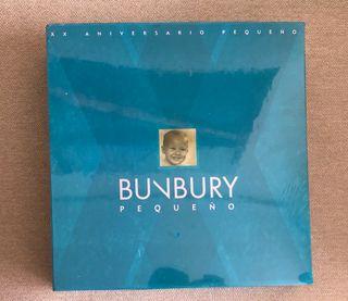 BUNBURY - PEQUEÑO XX ANIVERSARIO - LP - VINILO