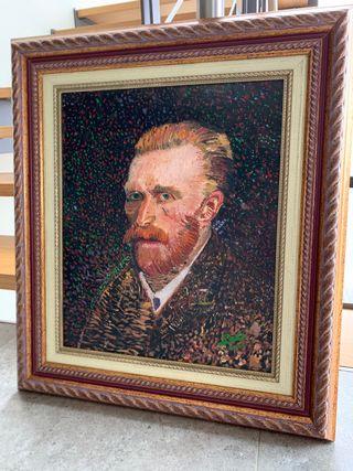 Cuadro imitación Van Gogh