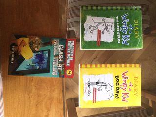 Libros en inglés y español niños