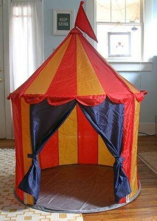 Niños Play House Carpa Circo