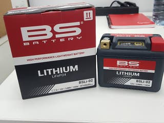 Bateria de Litio BS BSLi-02 12V LiFePO4