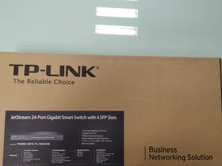 SWITCH Tp-link t1600g-28ts (tl-sg2424)