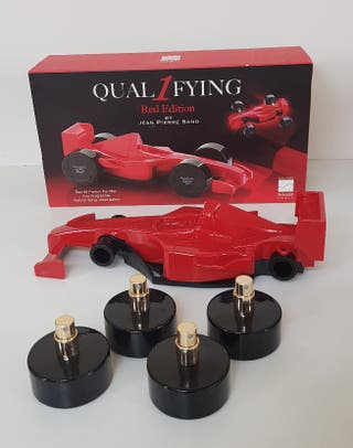Perfume QUAL1FYING RED EDITION BY JEAN PIERRE SAND