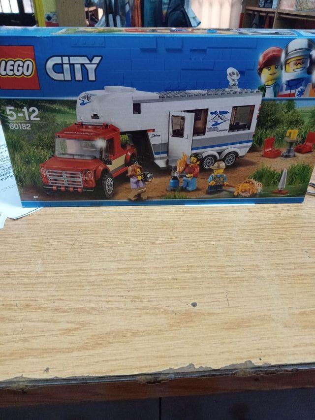 Lego Camion_Autocaravana