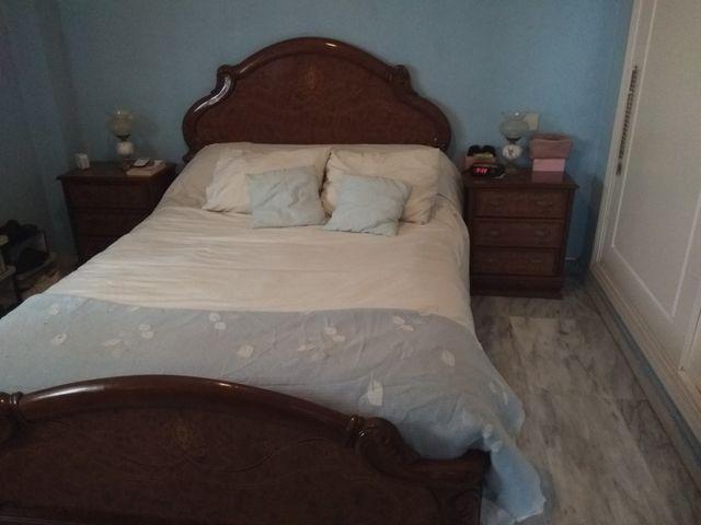 Dormitorio matrimonio