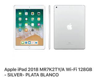 Apple iPad 2018 128gb precintado