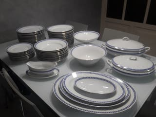Vendo vajilla porcelana