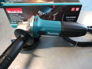 Radial amoladora Makita Ga4530R