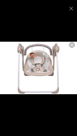 Baby swing/chair