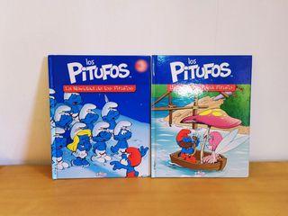 Libros de los pitufos