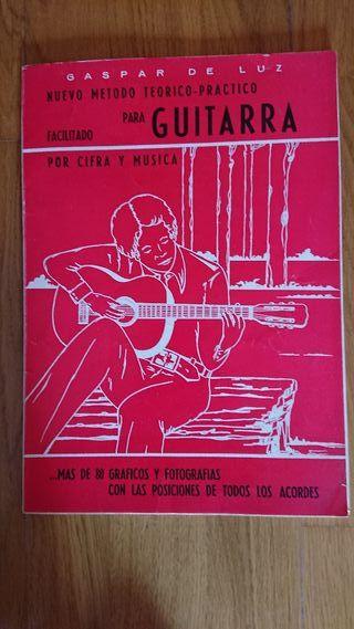 Guitarra. Aprender a tocarla