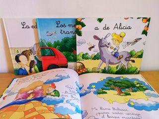 Libros: mis primeros pasos en el mundo