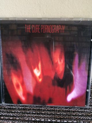 """THE CURE """"Pornography"""""""