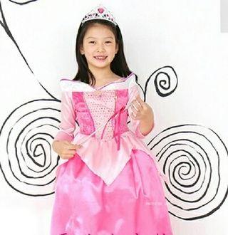 disfraz niña princesa disney.