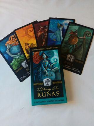 oráculo el mensaje de las runas tarot
