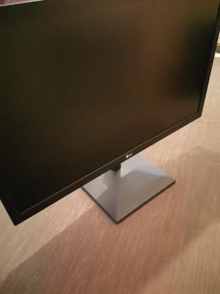 monitor LG 21,5 pulgadas