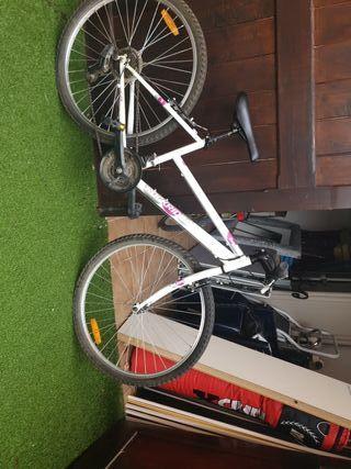 bicicleta rockrider five.zero