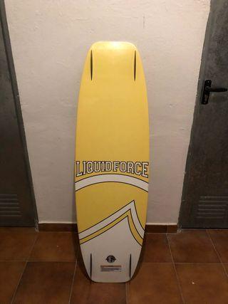 Tabla kite surf LíquidForce nueva