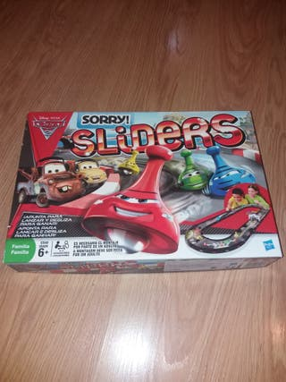 Juego: Sorry!!! Liders