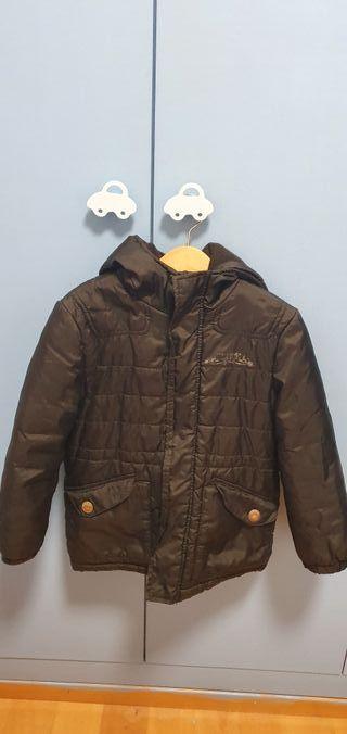 Anorak chaqueta polar IKKS talla 5-6 años
