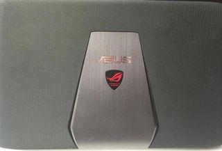 """Asus Rog GL752VW / portátil gaming 17,3"""""""