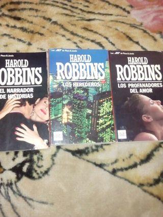 Novelas ROBBINS