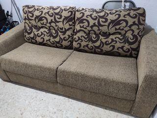 Sofa Cama de 1,35 apertura italiana como nuevo