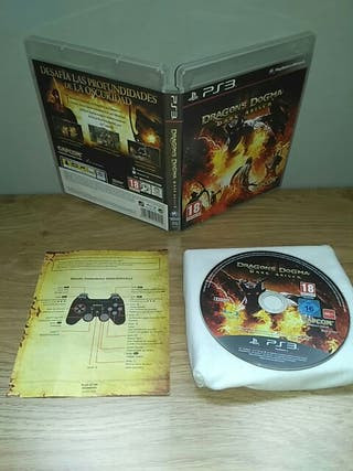 Dragons dogma dark arisen ps3 pal